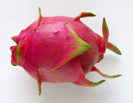 rare fruits how to eat dragon fruit