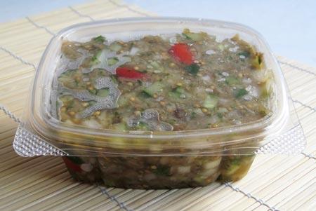 Mediterranean share: Monk Salad