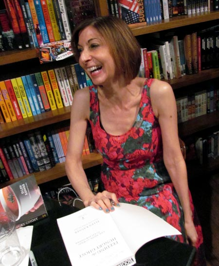 Author Ellen Kanner