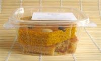 Mediterranean share: tea cake (sfoof or namoura)