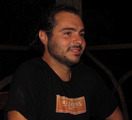 Chef Jon Gambino