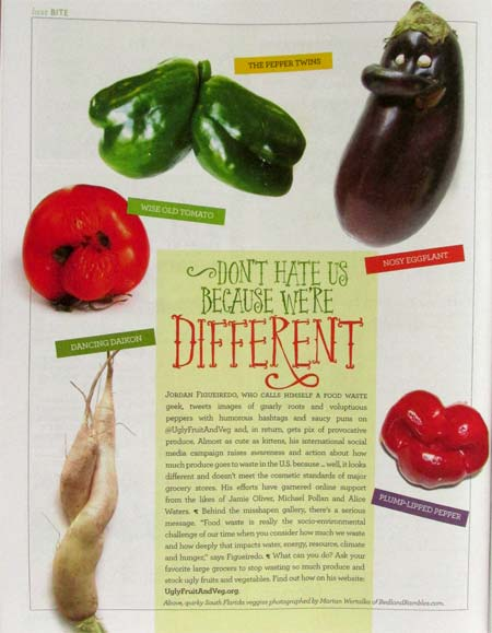Page 42 of the Spring issue, Edible South Florida